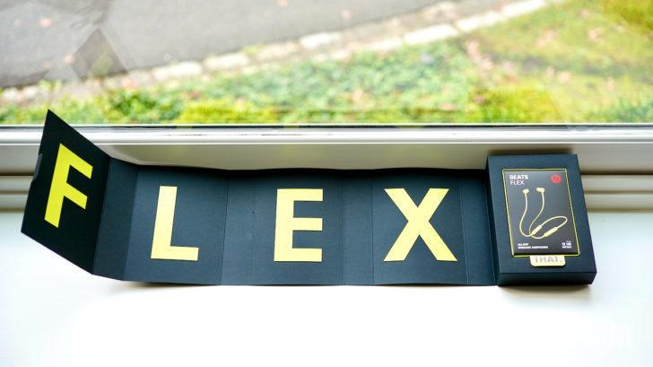 Beats Flex review