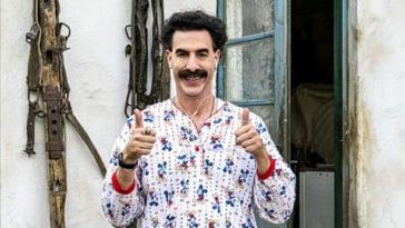 Amazon Prime sued for Borat sequel 18
