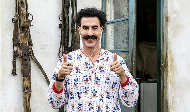 Amazon Prime sued for Borat sequel 12