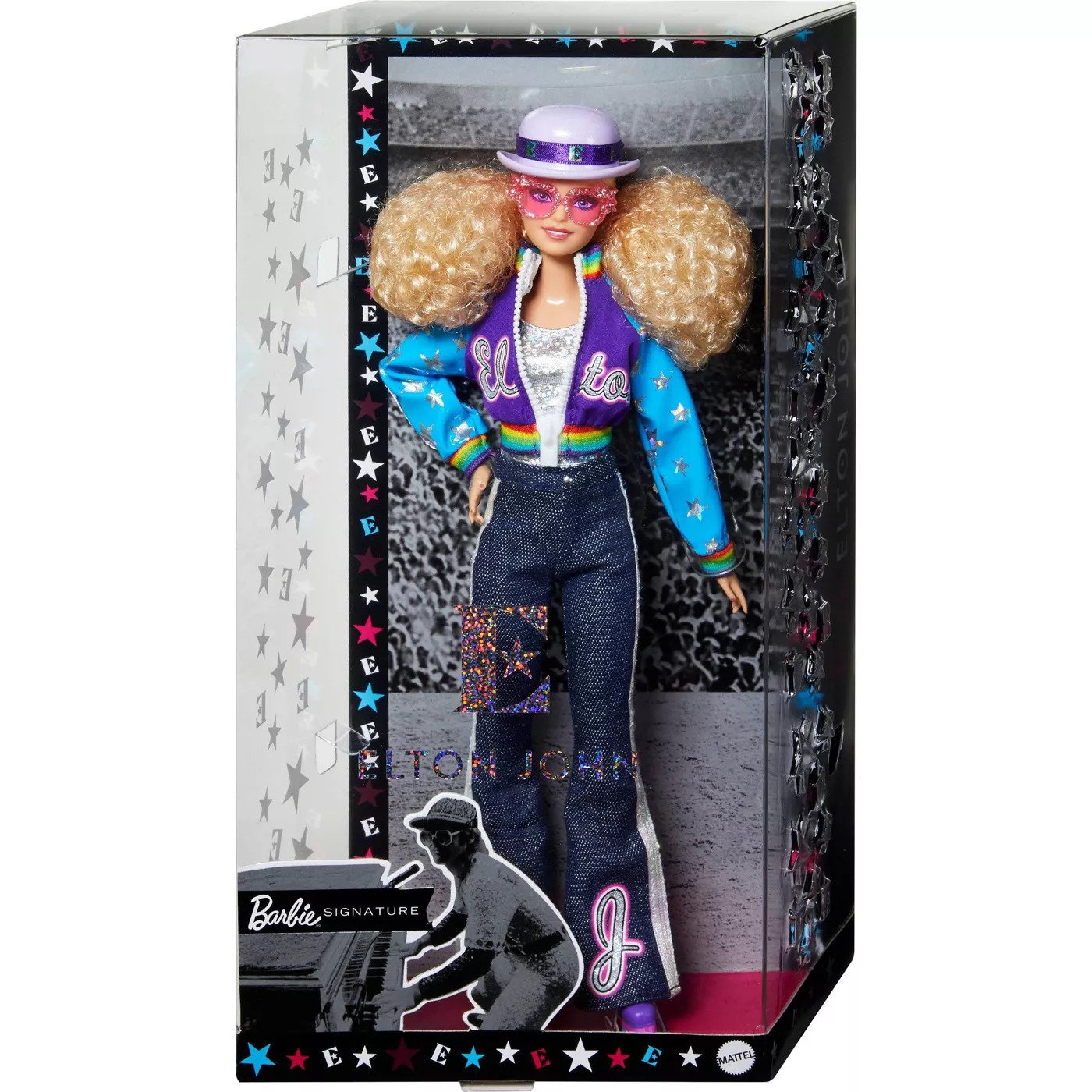 Elton John gets his own Barbie doll 17