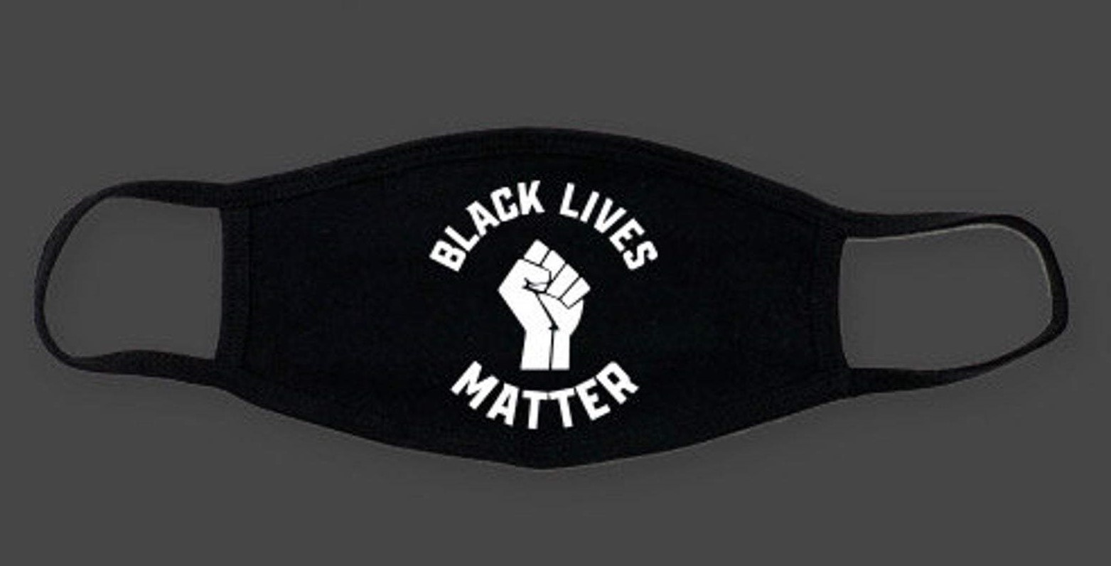 This Black Lives Matter face mask lets you send a powerful message without saying a word 15
