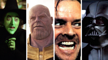 The top 25 most popular villains determined by GIFs 16