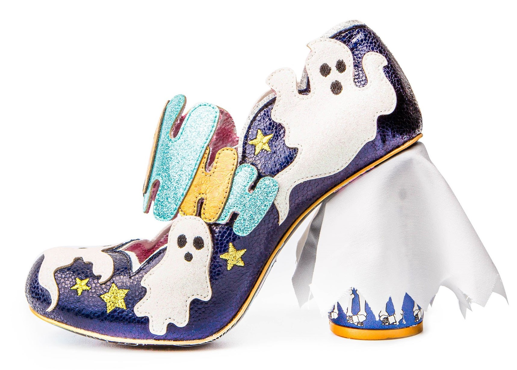 These Halloween boots and high-heel shoes are too wacky to be spooky 17
