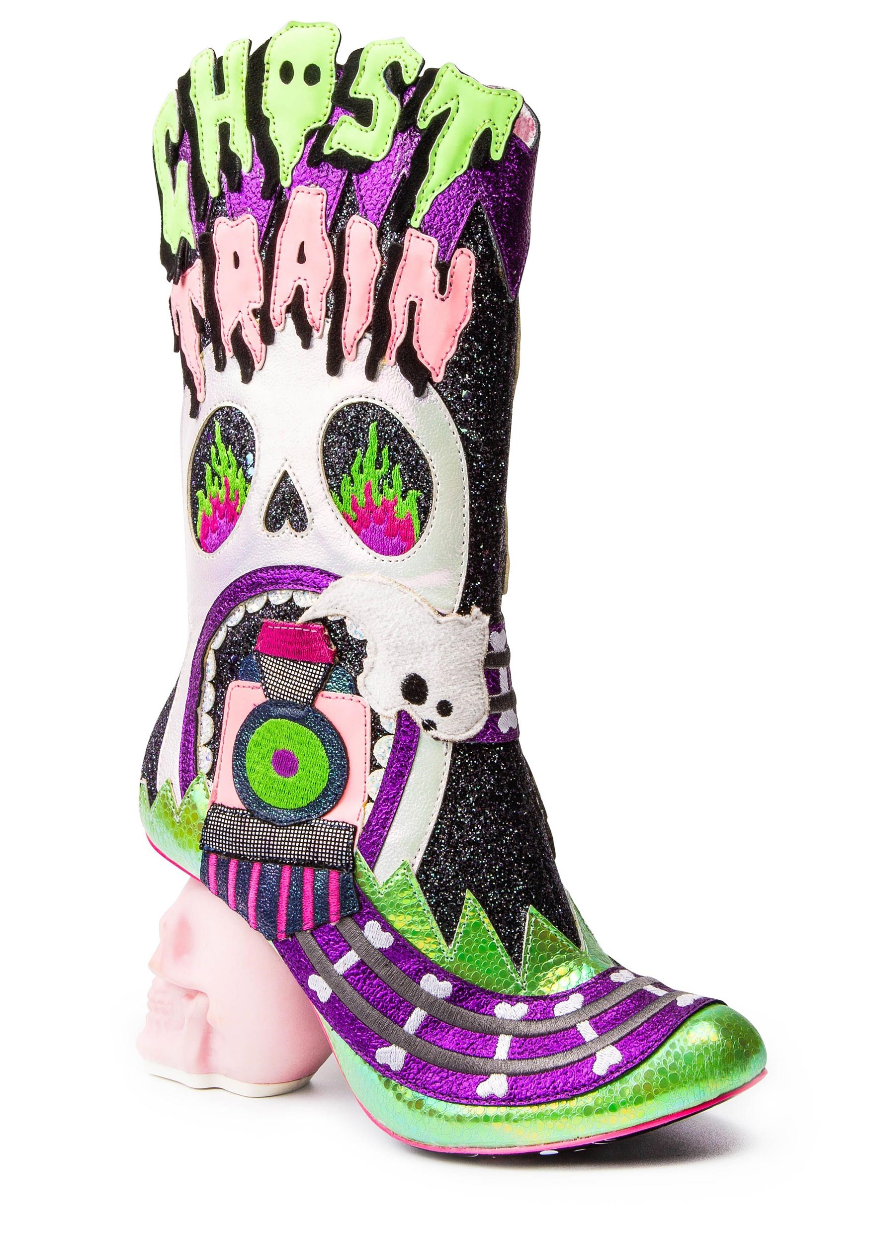These Halloween boots and high-heel shoes are too wacky to be spooky 15