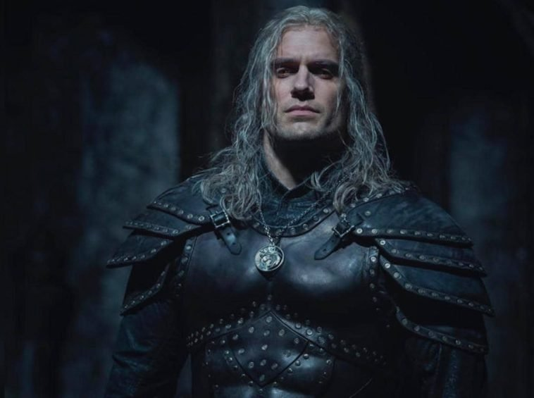 Henry Cavill shows off Geralt's new armor for The Witcher season 2 13
