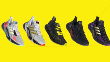 Adidas unveils Cyberpunk 2077 shoes and they look grittily cool 12