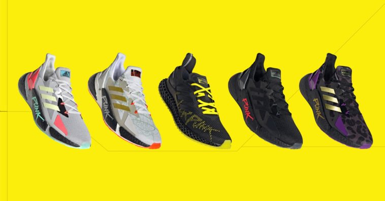 Adidas unveils Cyberpunk 2077 shoes and they look grittily cool 13