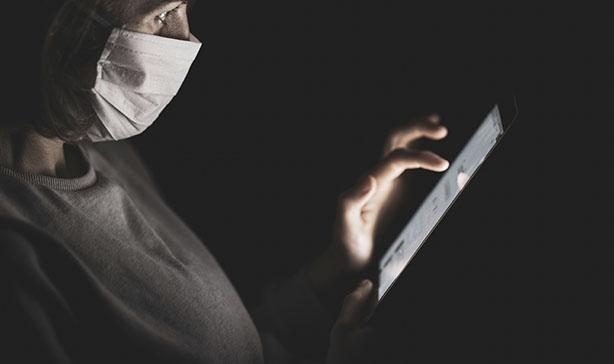 Covid-19 spreads via smartphones research finds 14