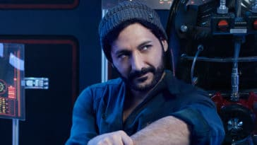 The Expanse's Cas Anvar won't return for season 6 of the Amazon series 12
