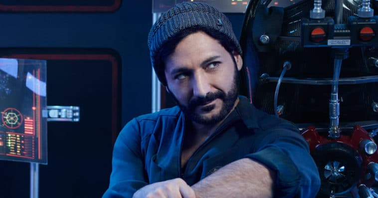 The Expanse's Cas Anvar won't return for season 6 of the Amazon series 13