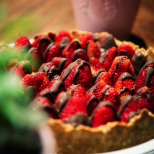 Chocolate Covered Strawberries 48