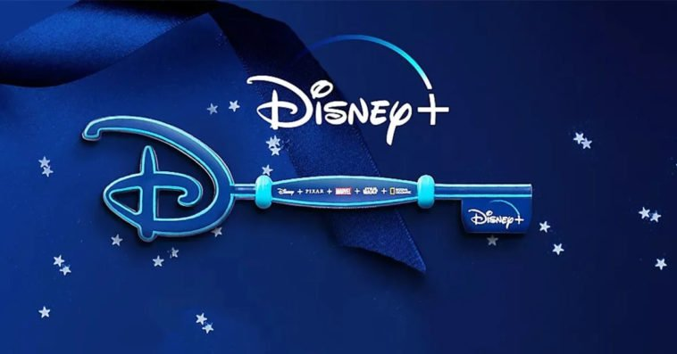 Disney is giving away a Collectible Disney+ Key in honor of the streamer's anniversary 16
