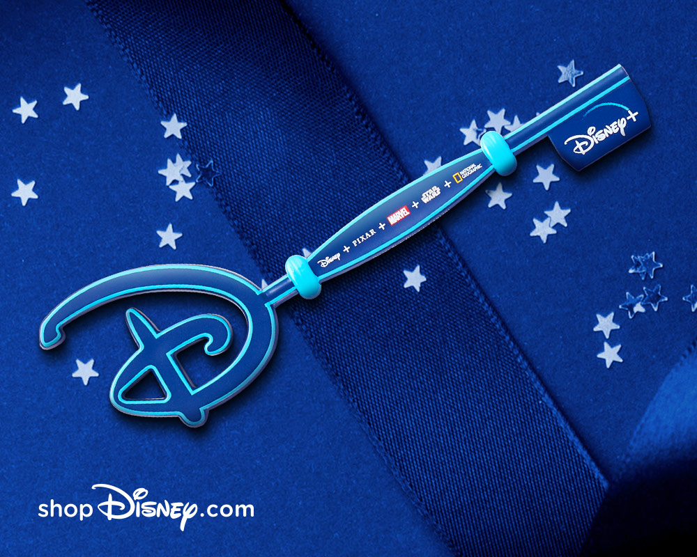 Disney is giving away a Collectible Disney+ Key in honor of the streamer's anniversary 17