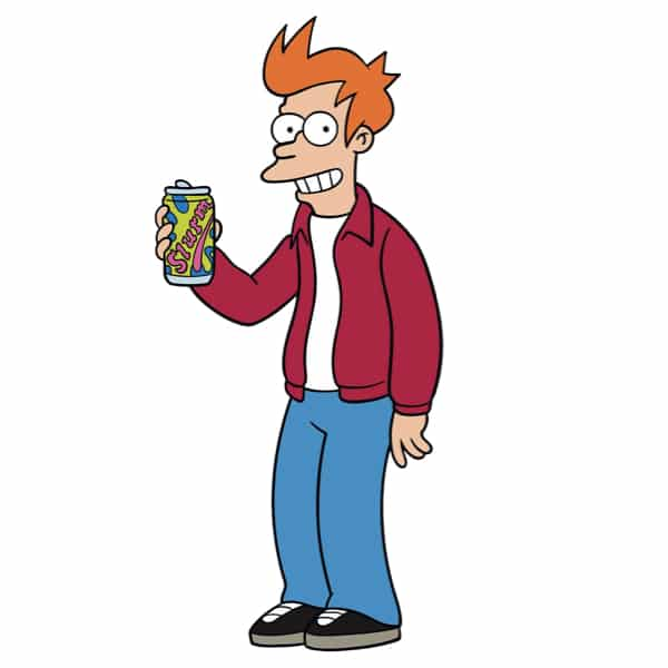 Fry of Futurama 35