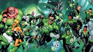 HBO Max's Green Lantern reportedly adds a Black female main character 13