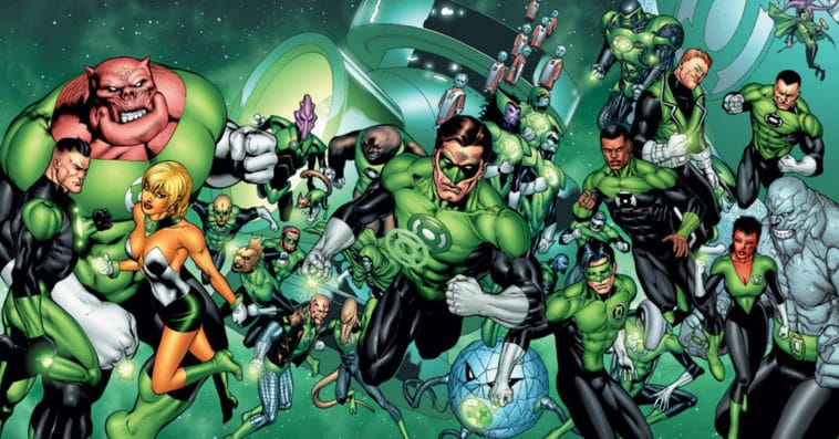 HBO Max's Green Lantern reportedly adds a Black female main character 14