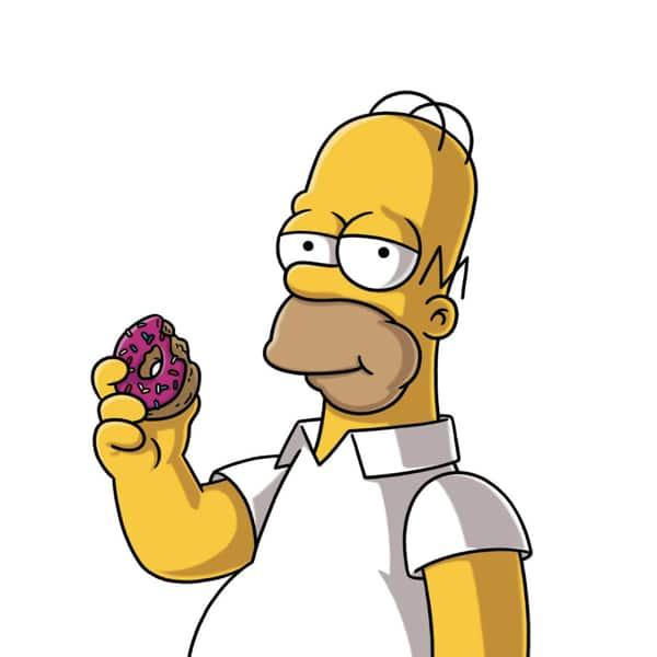 Homer Simpson 19