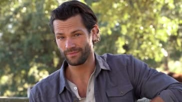 Here's our first look at Jared Padalecki in Walker, Texas Ranger reboot 13