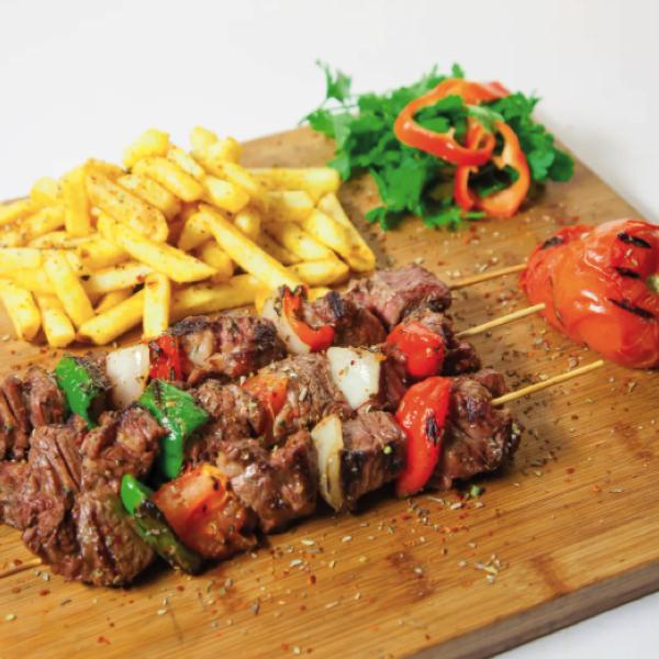 Kebabs 34