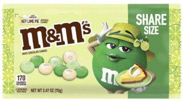 M&M's is releasing a key lime pie flavor in 2021 15