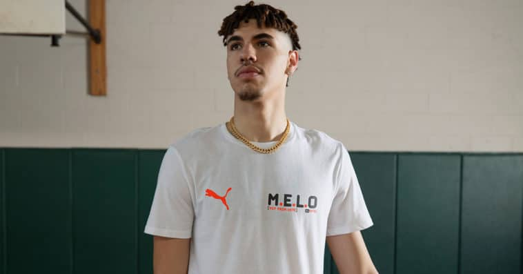 LaMelo Ball's Puma collection is here and it's inspired by his 'Not from Here' mentality 15