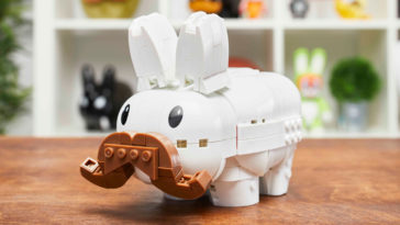 MEGA collabs with Frank Kozik for a build-your-own Labbit 10