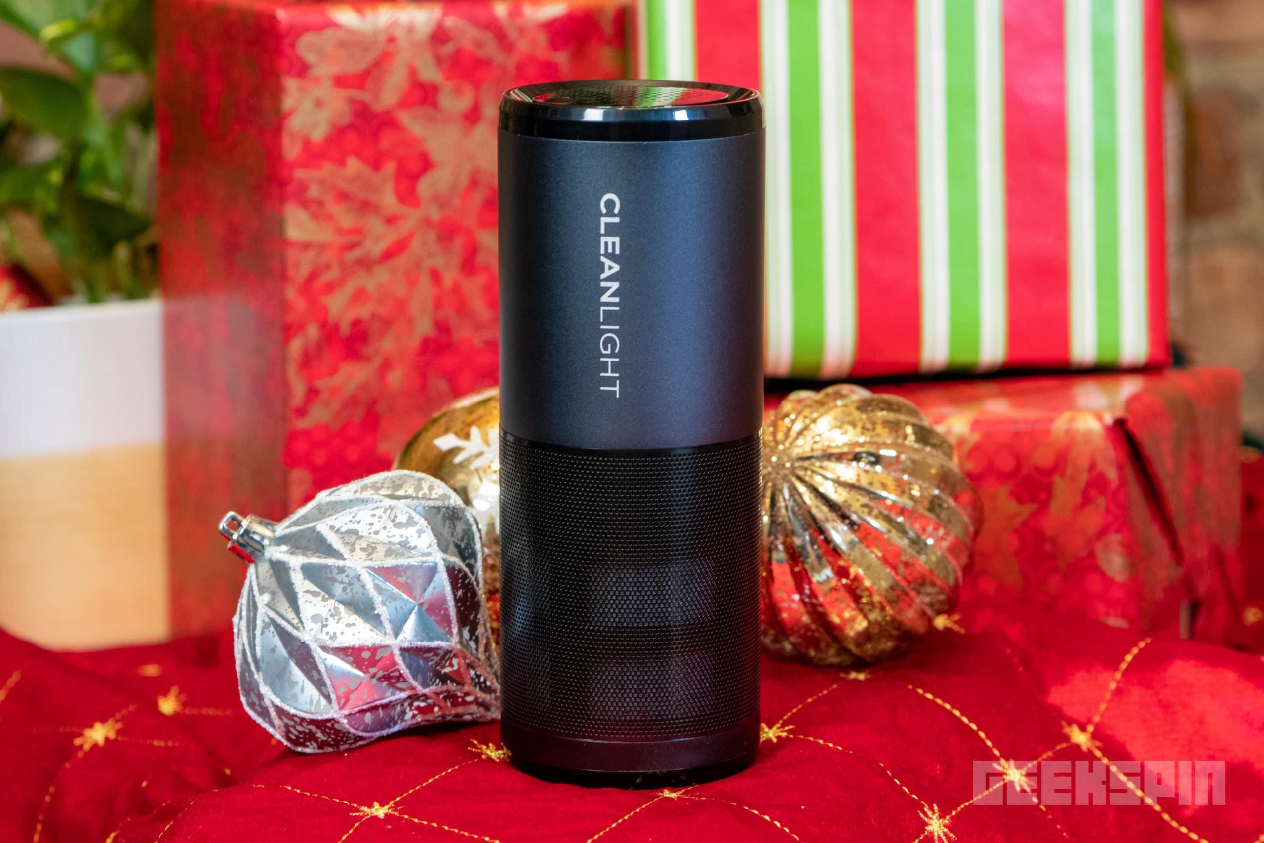 Keysmart Cleanlight Air Portable UV Air Purifier