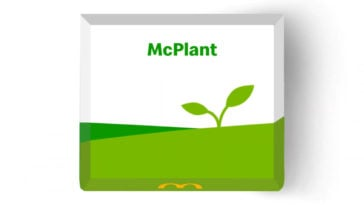 McDonald's plant-based burger McPlant will debut in 2021 11