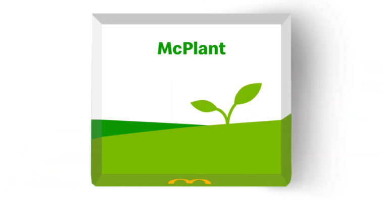McDonald's plant-based burger McPlant will debut in 2021 14