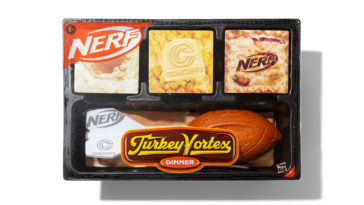 Hasbro is serving Nerf Turkey Vortex football for Thanksgiving 11