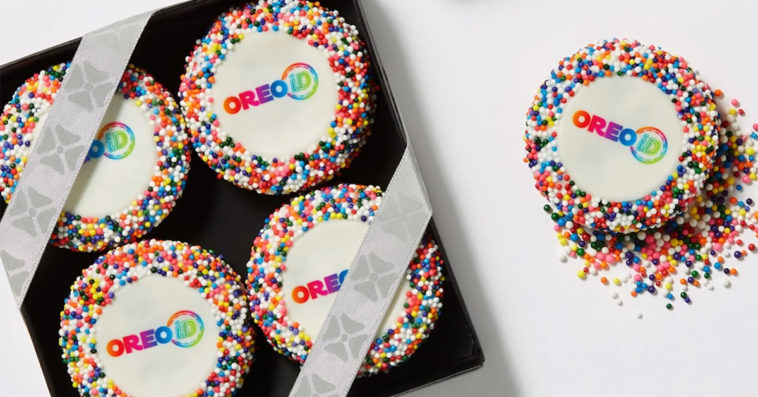 You can now design your own Oreo cookies with OREOiD 12