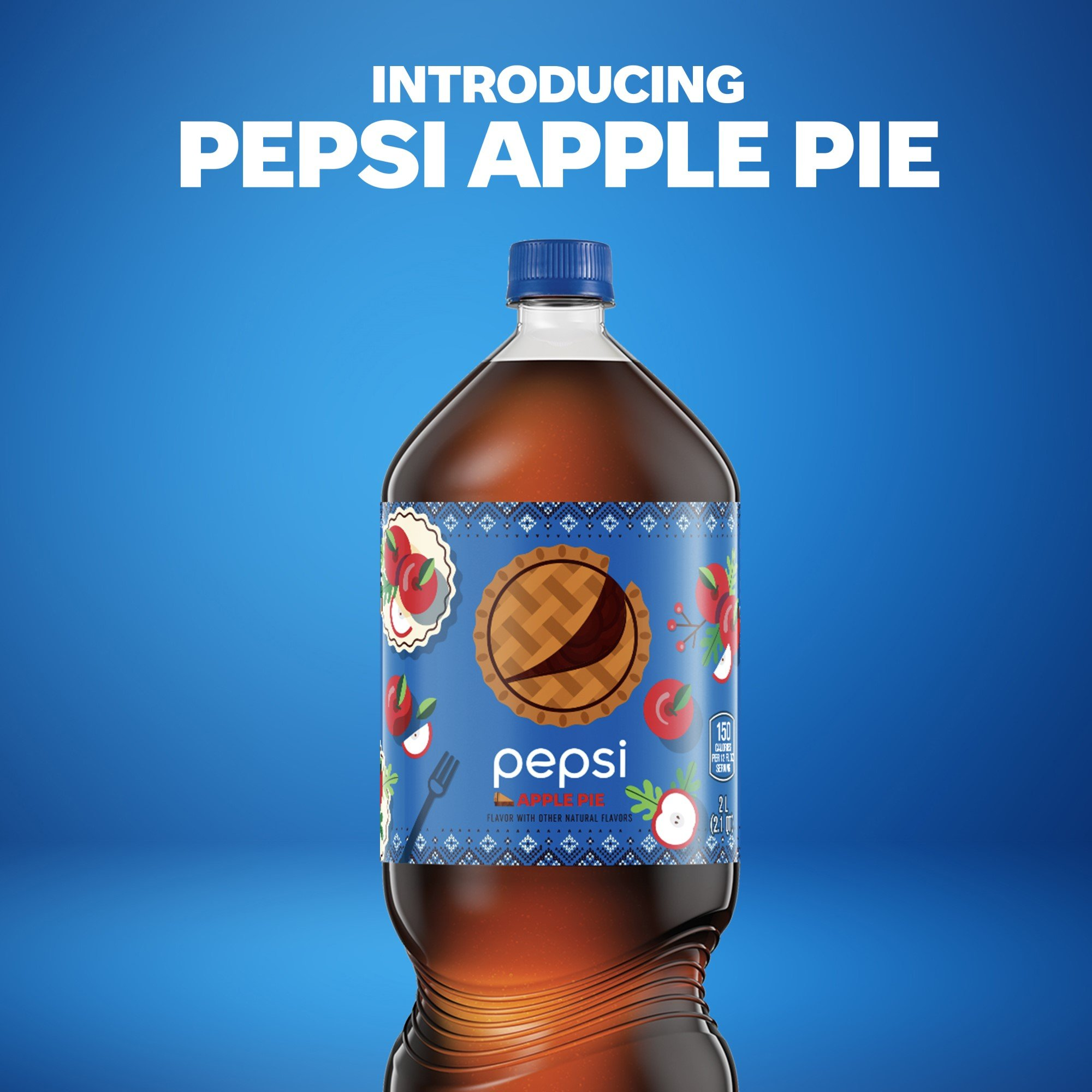 Pepsi is giving away apple pie-flavored cola and here's how you can get one 13
