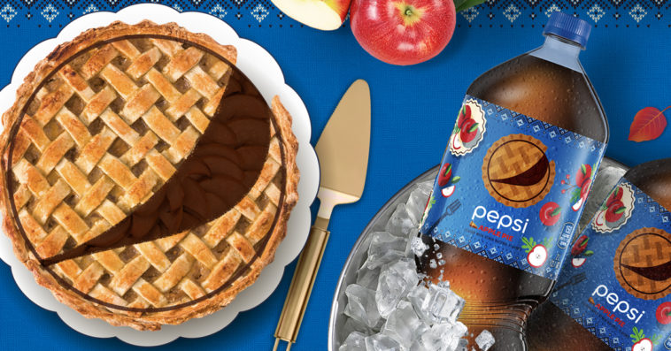 Pepsi is giving away apple pie-flavored cola and here's how you can get one 12