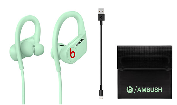 Powerbeats AMBUSH are first Beats headphones to glow in the dark 17