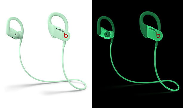 Powerbeats AMBUSH are first Beats headphones to glow in the dark 16