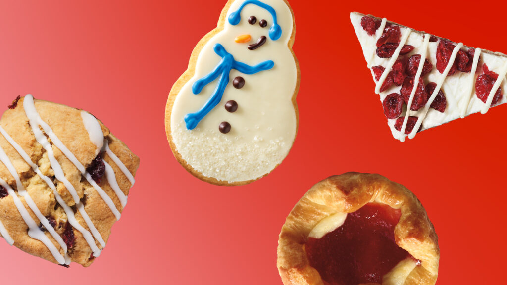 Starbucks unveils new holiday cups, reveals returning festive drinks and food items 16