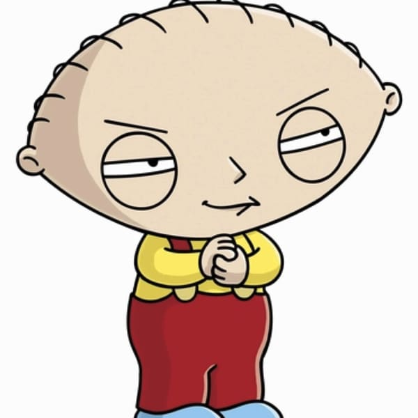 Stewie Griffin from Family Guy 33