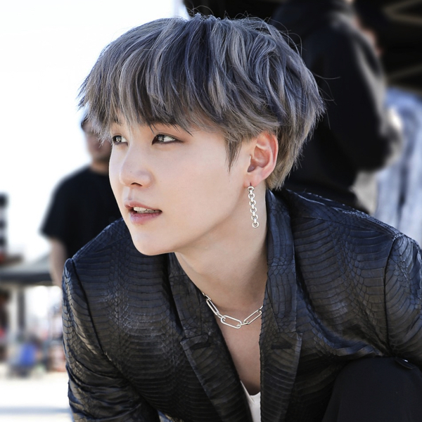 Suga's real name is Min Hoseok. 36