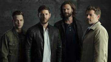 What are the Supernatural actors doing now? 13