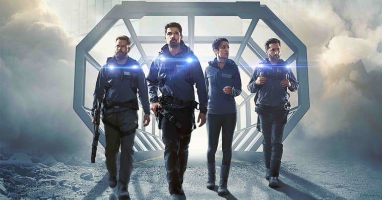 Has The Expanse been canceled or renewed for season 6? 14