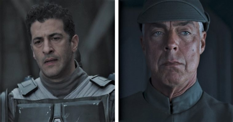 Two Agents of SHIELD alums appear in the latest episode of The Mandalorian 14