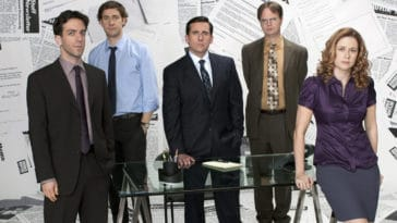 The Office is officially leaving Netflix in December ― Here's where to watch it next 10