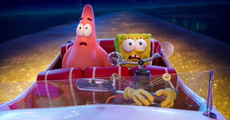 The SpongeBob Movie: Sponge on the Run makes its Netflix debut 12