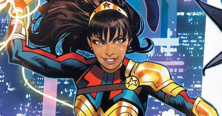 A Wonder Girl TV series with a Latina lead is in the works at The CW 13