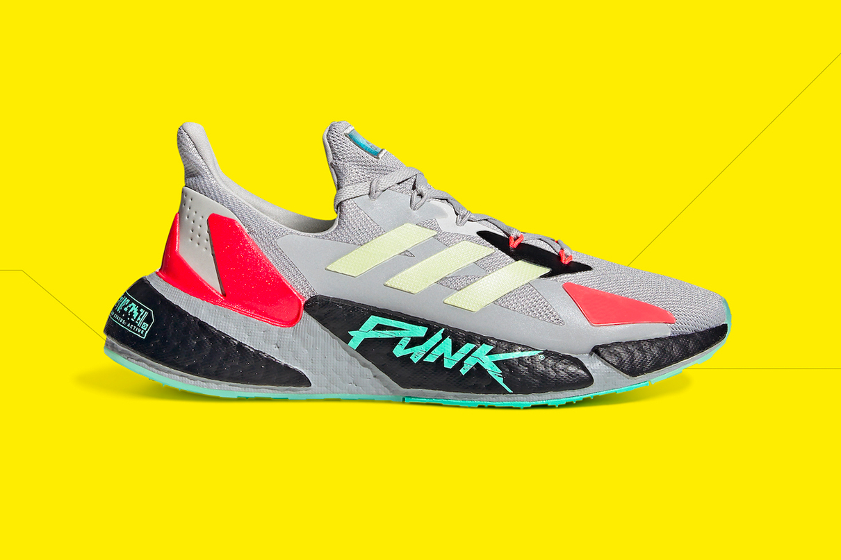 Adidas unveils Cyberpunk 2077 shoes and they look grittily cool 15