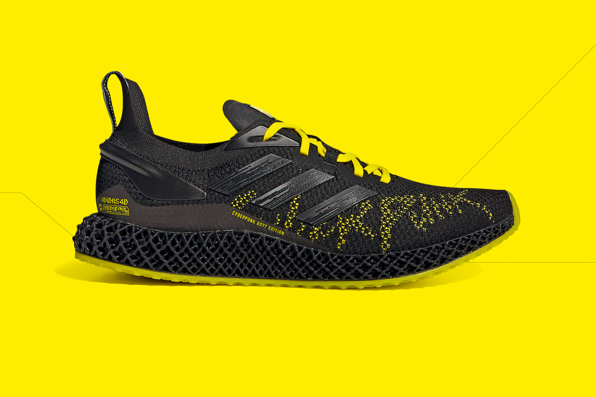 Adidas unveils Cyberpunk 2077 shoes and they look grittily cool 14