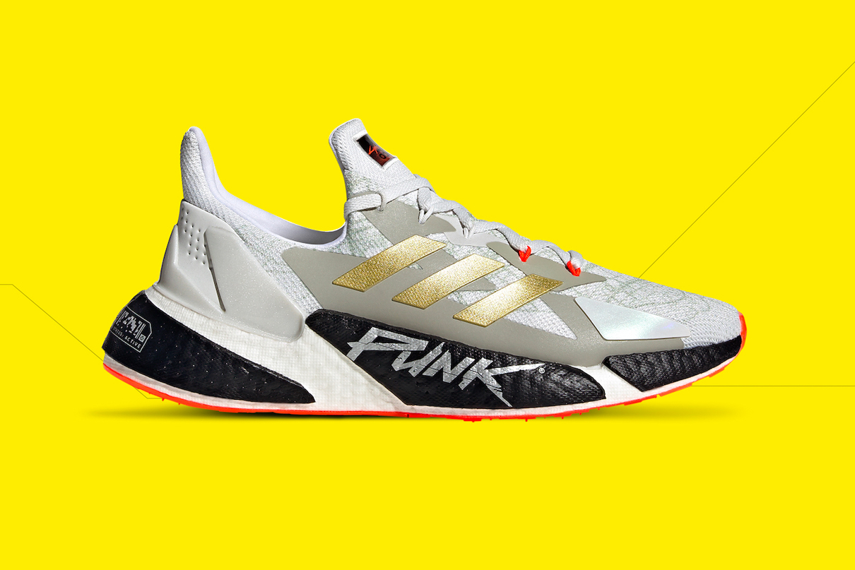 Adidas unveils Cyberpunk 2077 shoes and they look grittily cool 17