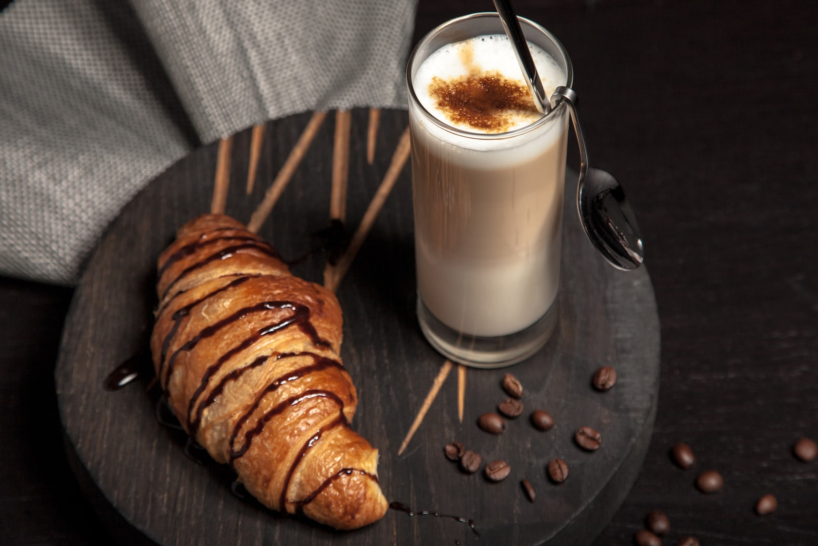 Croissants and Coffee 36