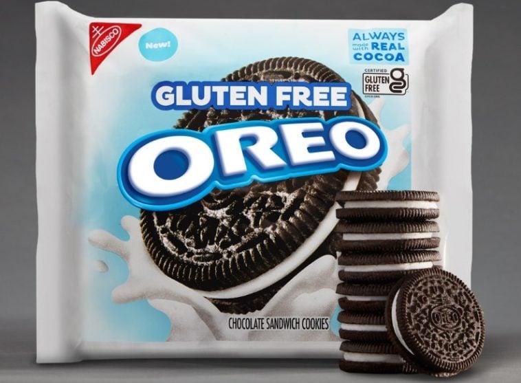 Gluten-free Oreos will arrive in early 2021 12