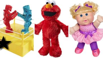 Is your memory sharp enough to identify these classic toys? 9